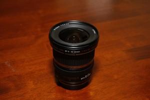 Canon EF-S 10-22mm f/3.5-5.6 USM