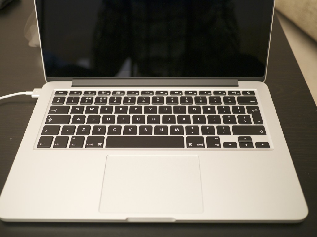 Retina Macbook Pro 13 keyboard