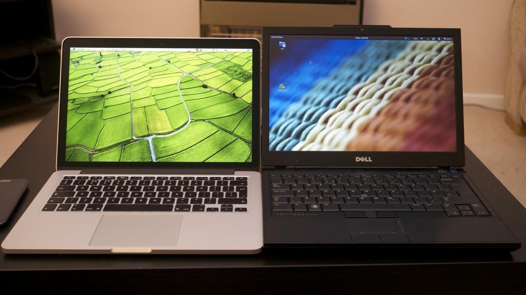 Retina vs Dell